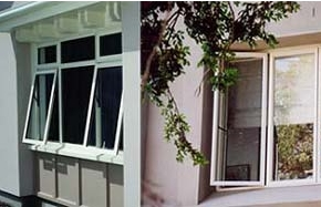 Aluminium Awning & Casement Windows